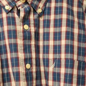 Mens Nautica Button Down Shirt